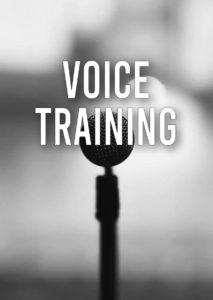 voicetraining